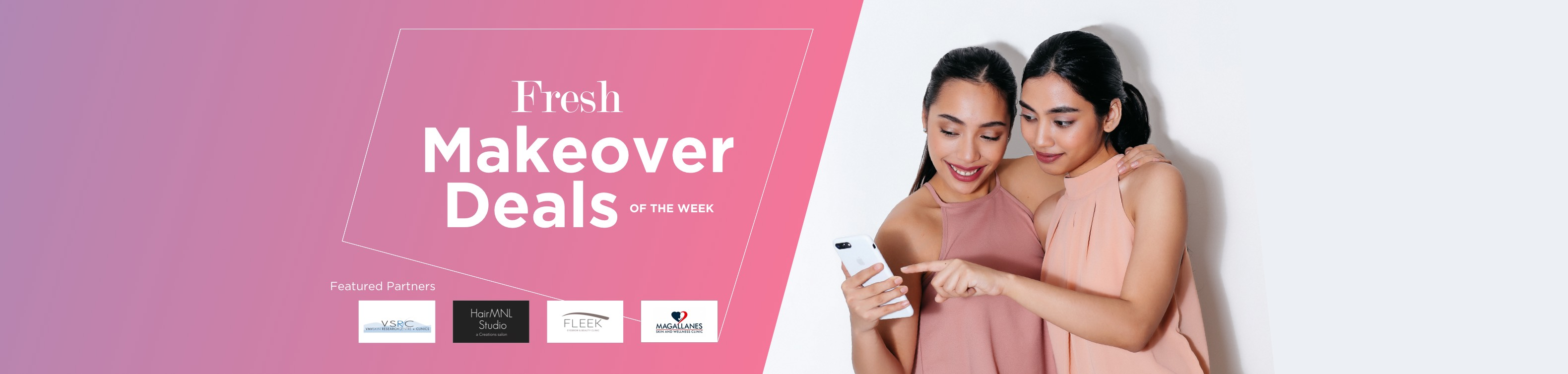 70 Deals + More Every Week: BeautyMNL