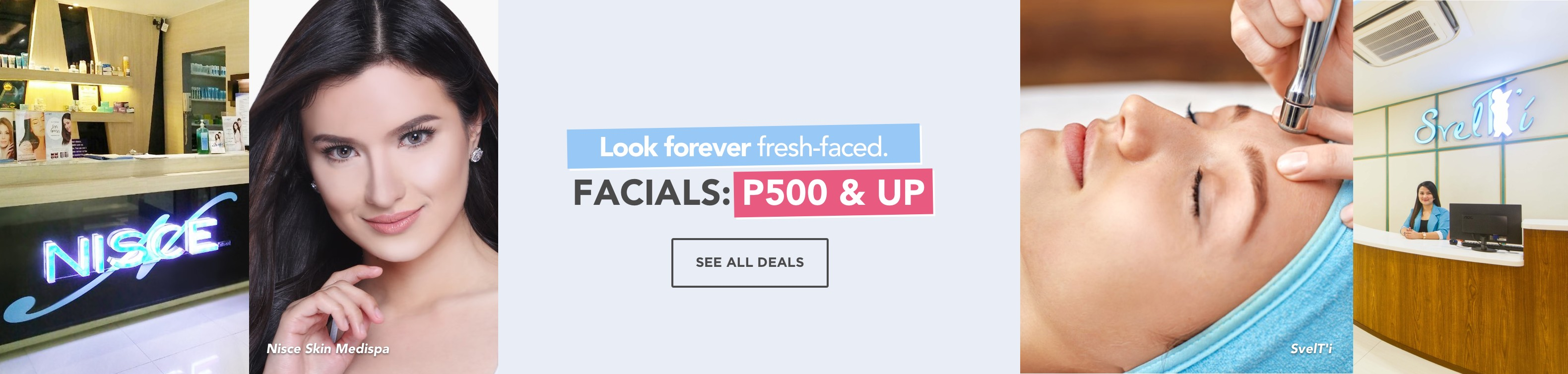 Affordable Facials: BeautyMNL