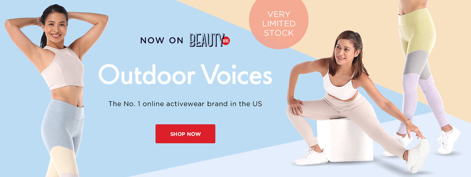 No.1 in the US: Outdoor Voices