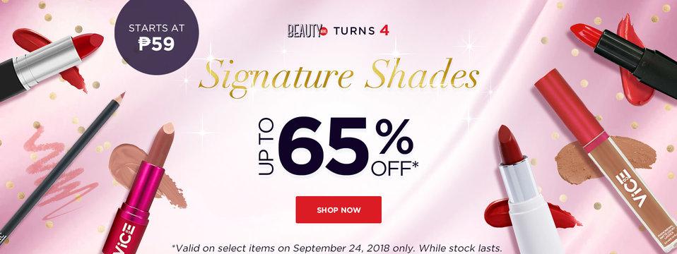 Signature Shades: BeautyMNL