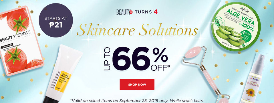 Skincare Solutions: BeautyMNL