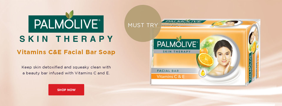 Must Try: Palmolive