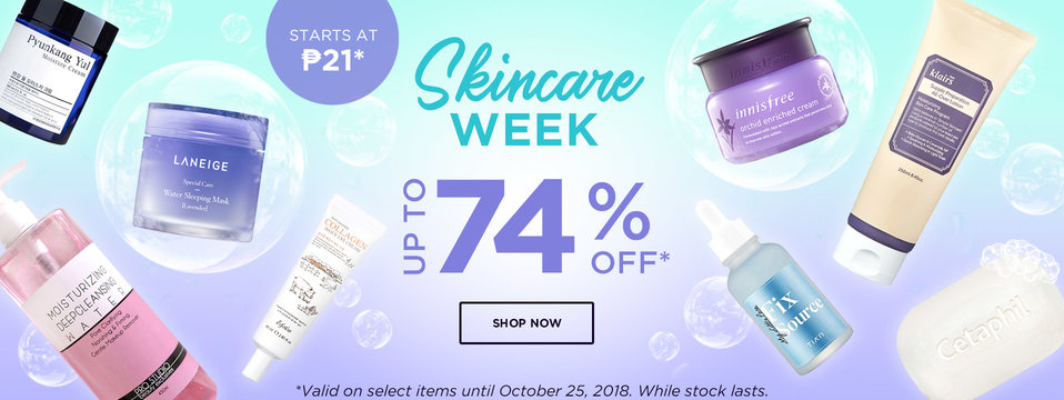 Up to 74% OFF: BeautyMNL