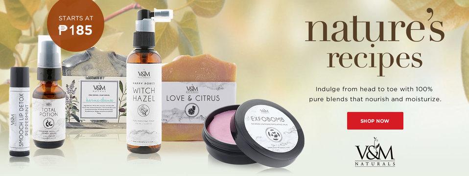 Featured Brand: V&M Naturals