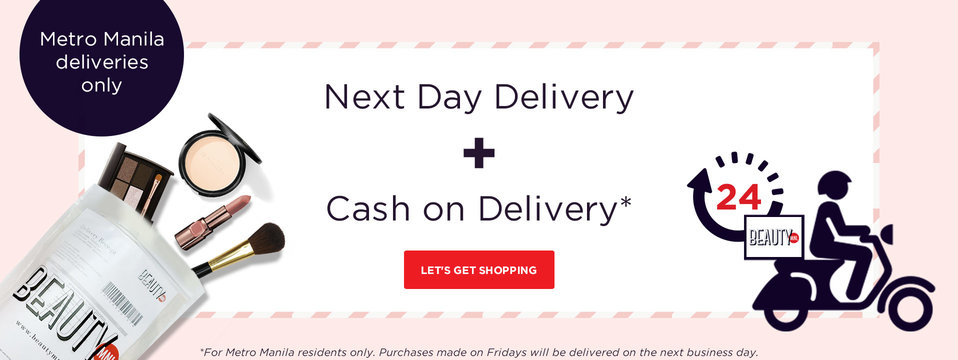 Next Day Delivery! : BeautyMNL