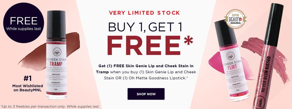 Buy 1 Take 1: Skin Genie
