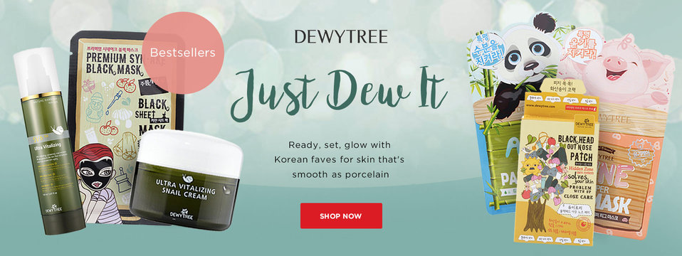 K-Beauty Alert: Dewytree