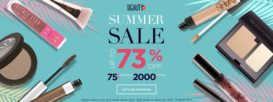Summer Sale: BeautyMNL