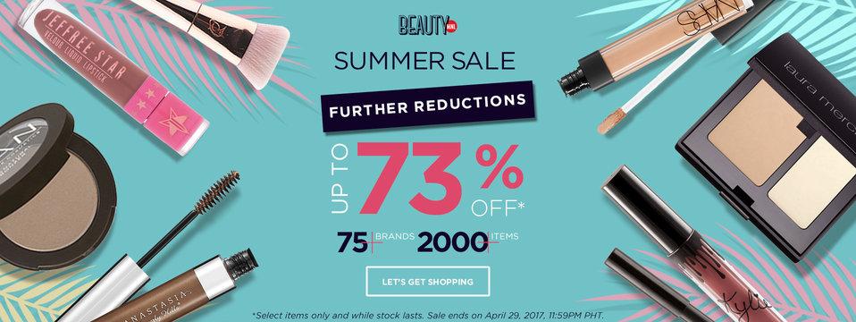 Summer Sale: BeautyMNL
