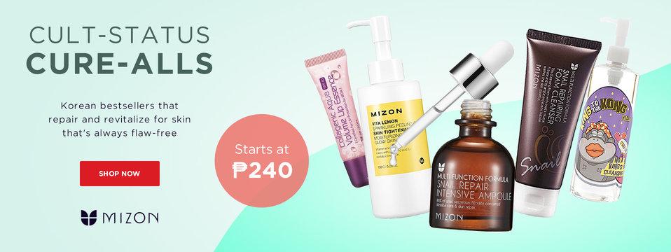 Cult-fave Skincare: Mizon
