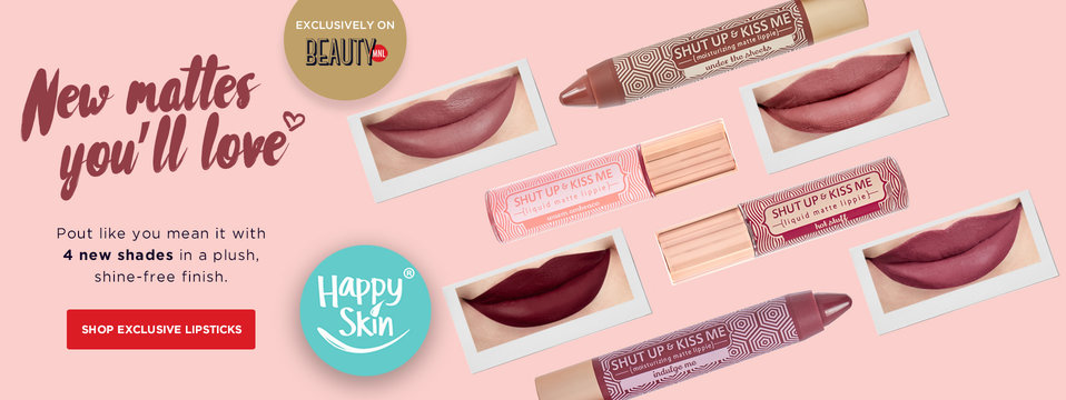 Available NOW: Happy Skin