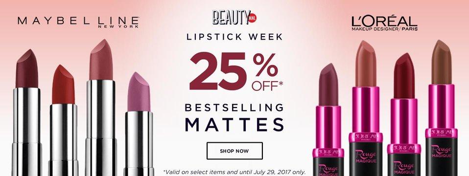 Mega Mattes: BeautyMNL