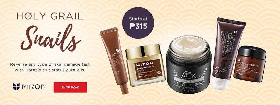 K-Beauty Must Haves: Mizon