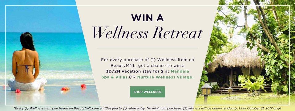 Wellness Retreat: BeautyMNL