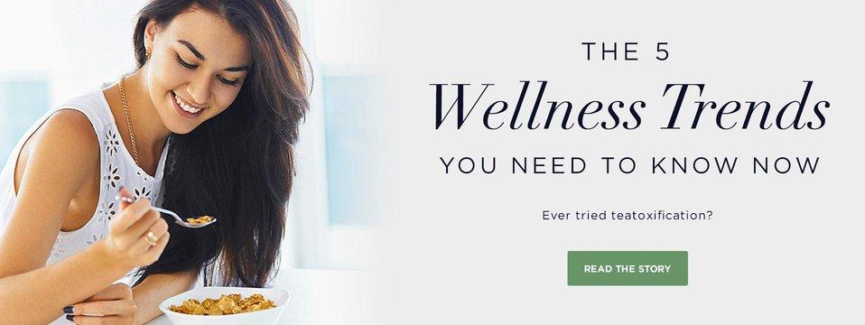 5 Wellness Trends: Bloom