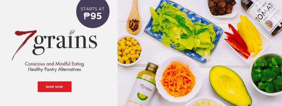 Healthy Alternatives: 7Grains Company