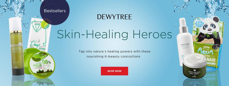 Healing Heroes: Dewytree