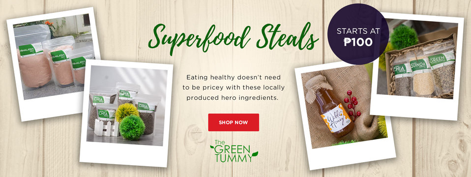 Healthy Living: The Green Tummy