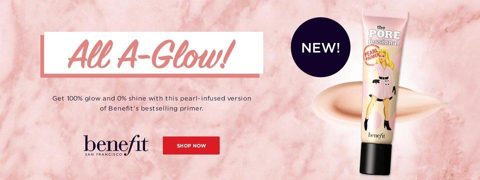 Pearl-y Pink!: Benefit