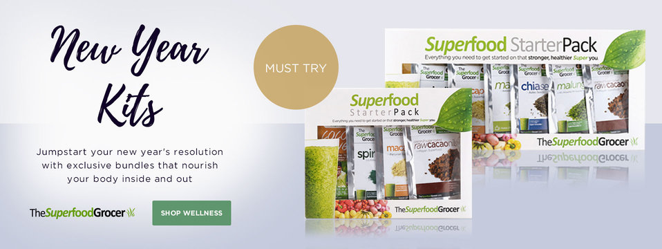 Starter Kits!: The Superfood Grocer