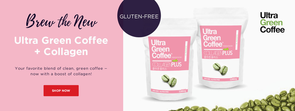 Green Is In!: Ultra Green Coffee