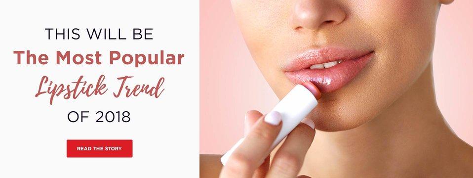 2018 Lip Trend: Bloom Magazine