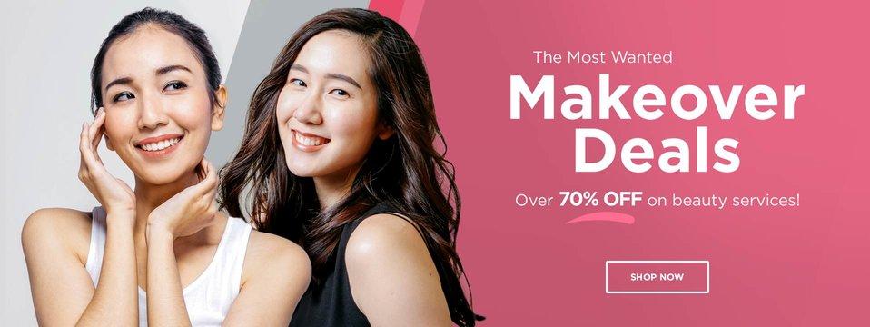 Makeover Deals: BeautyMNL