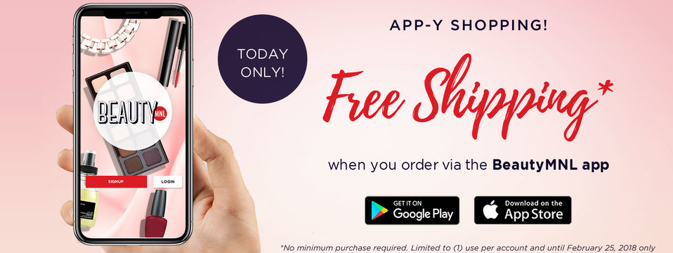 Free Shipping: BeautyMNL