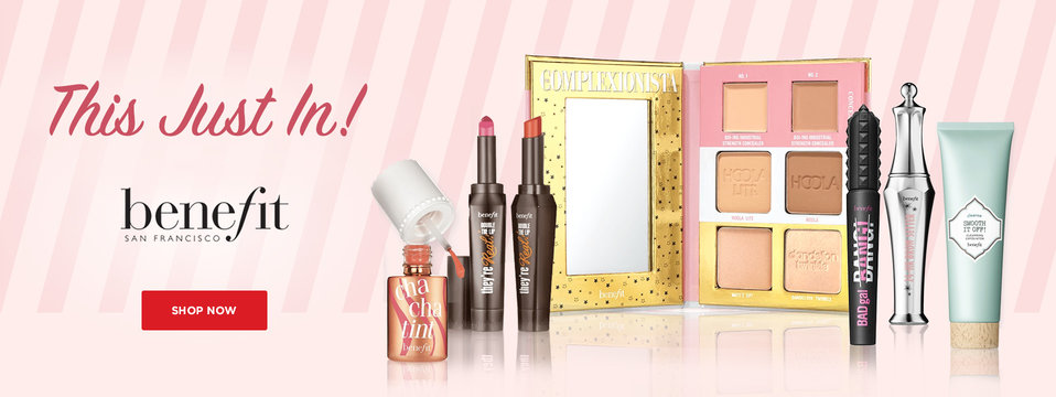 These Just In: Benefit