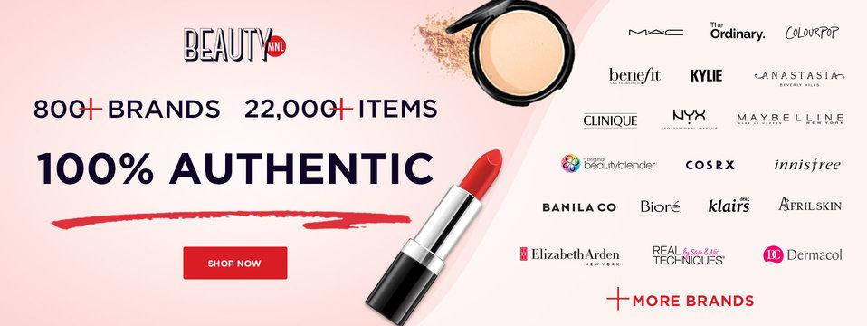 100% Authentic: BeautyMNL