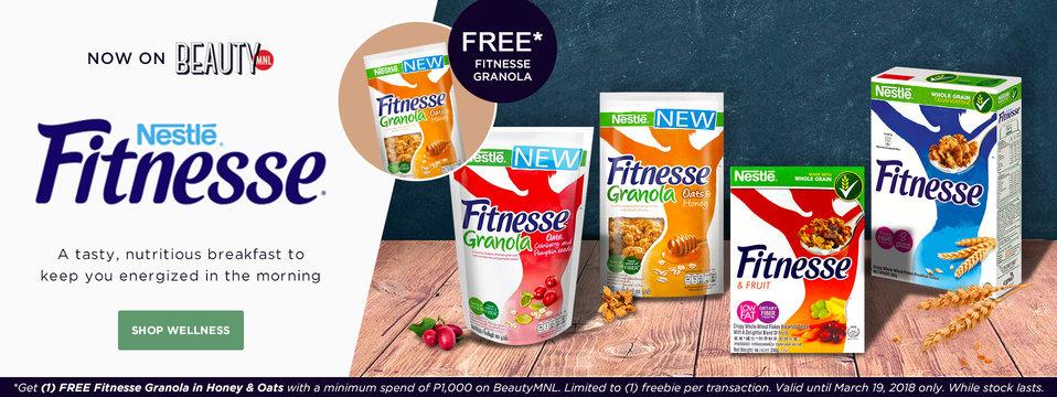 Grain Goodness: Fitnesse