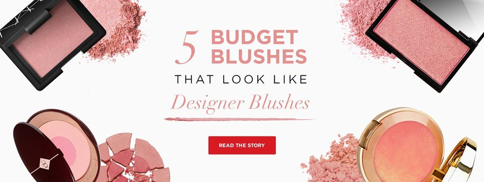 Blush, blush!: Bloom Magazine