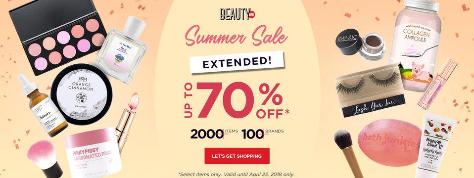 EXTENDED: BeautyMNL