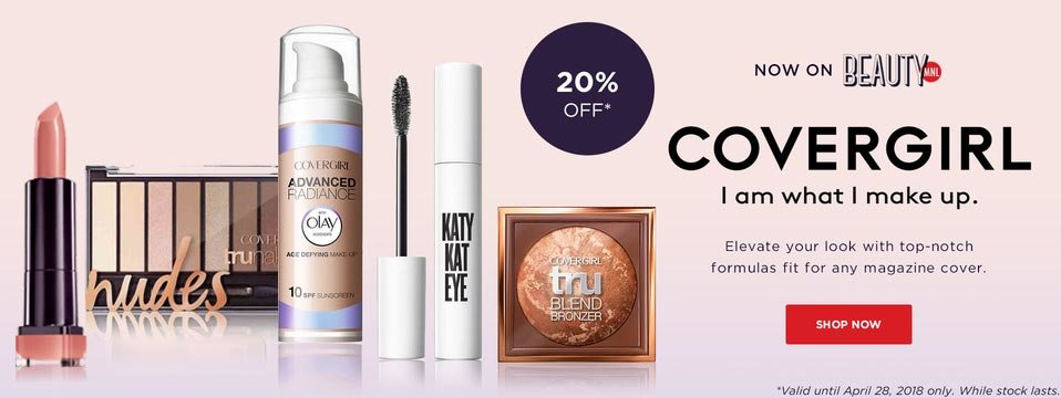 New Arrivals: Covergirl
