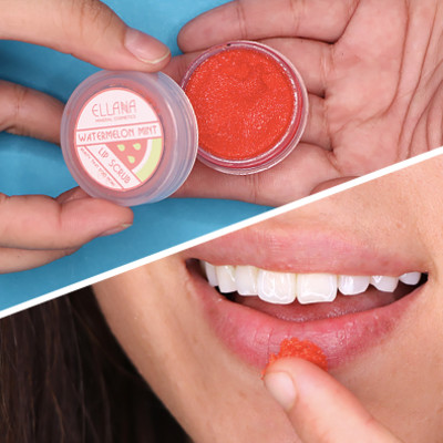 This Natural Lip Scrub Is Good Enough to Eat (No, Really!)