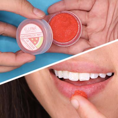 This Natural Lip Scrub Is Good Enough to Eat (No, Really!)