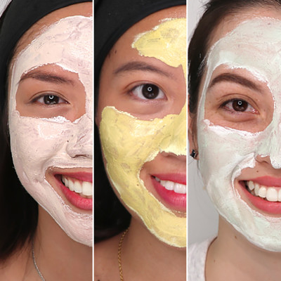 The Clay Mask You Should Use Depending on Your Skin Issue