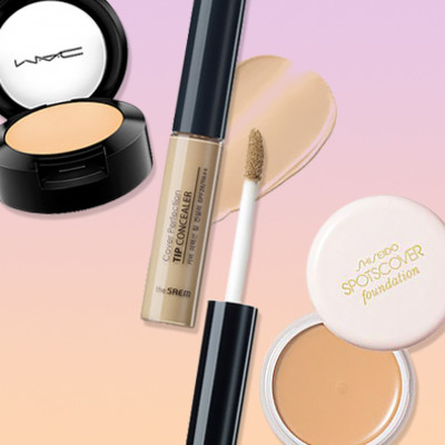 Customer Recos: 5 Heavy-Duty Concealers That Still Look Natural