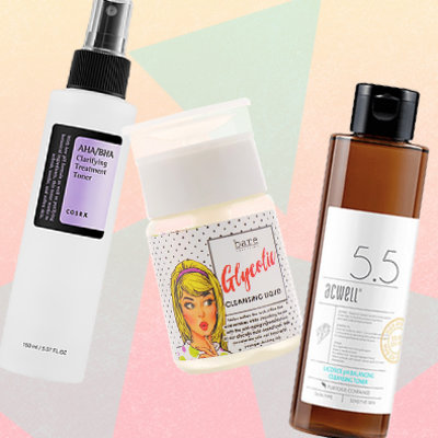 4 Exfoliants You Can Actually Use Every Day to Maintain Glowing Skin