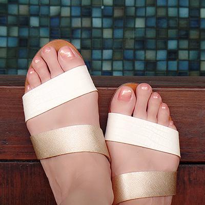 3 Ultra Polished Pedicures for Sandal Season