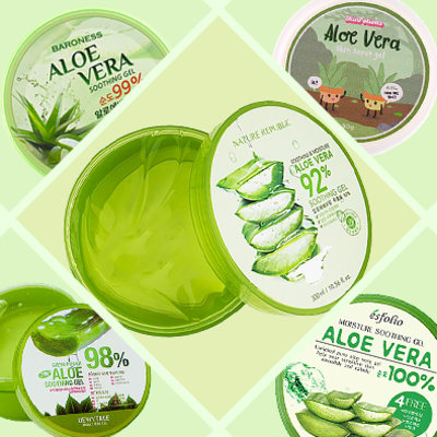 5 Dupes for Nature Republic's Famous Aloe Vera Moisturizer