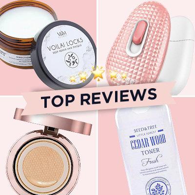 Top reviews aug 12 square