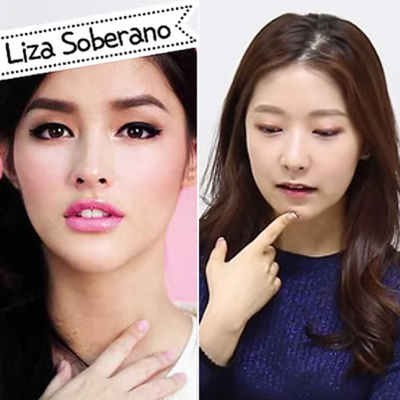 Koreans React to Filipina Artistas