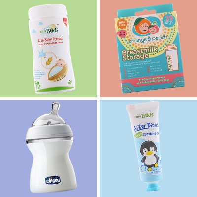The Baby Care Starter Kit: What Every New Mom Needs