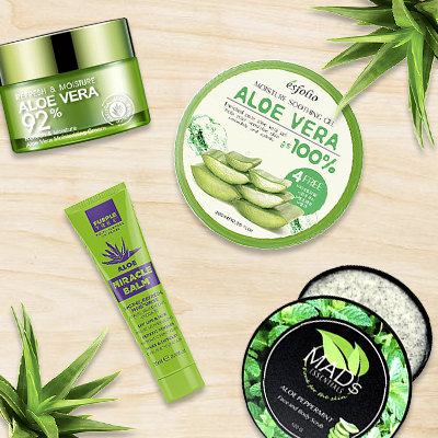 Happy Aloe Week! Here's Everything You Can Get Under P600