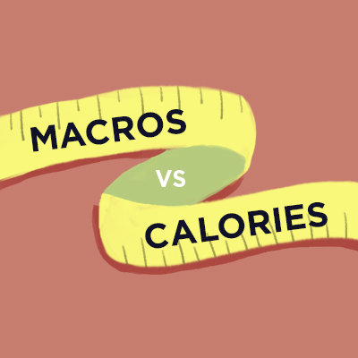 Counting Calories vs. Macros: What's Better for Weight Loss?