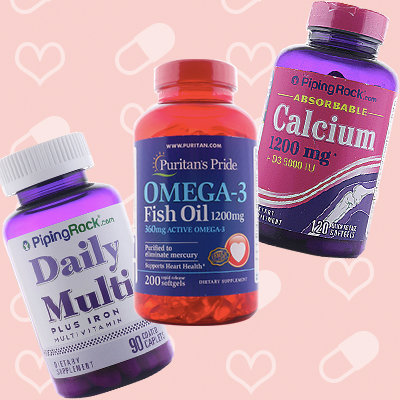 These Are the Best Vitamins to Take When You're Pregnant