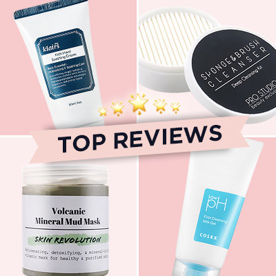 Top Reviews This Week: Dear Klairs, Skin Revolution, and More!