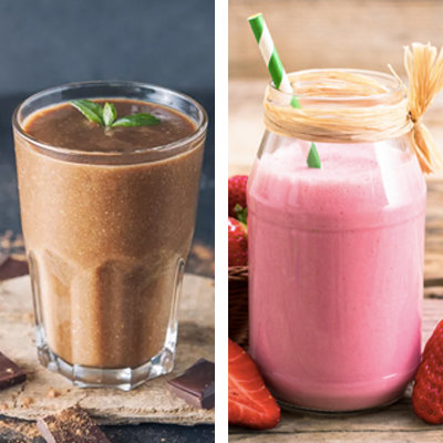 These Are the Yummiest Protein Shakes Ever (All Under 250 Calories!)