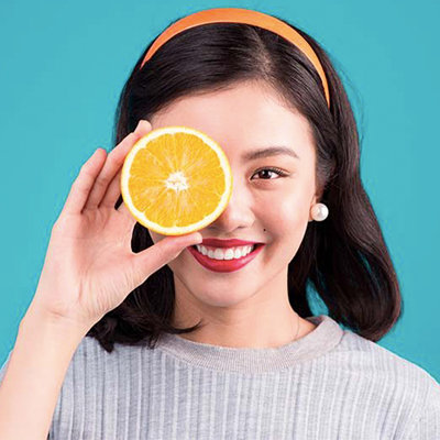 The Healthy Girl's Guide to Vitamin C
